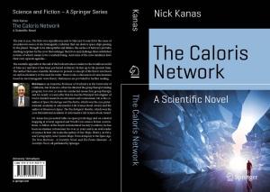 Book Cover--Caloris Network