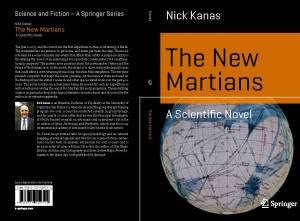 Book Cover--New Martians