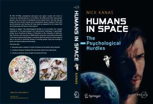 Book Cover--Humans in Space