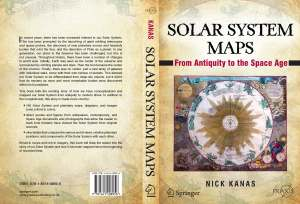 Book Cover--Solar System Maps
