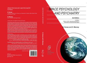 Book Cover--Space Psychology (R)