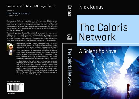 Book Cover--Caloris Network